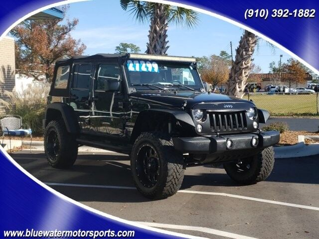 2015 Jeep Wrangler Unlimited Sport Wilmington NC