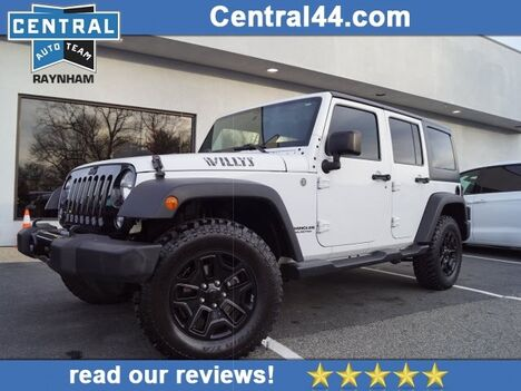 2015_Jeep_Wrangler Unlimited_Willys Wheeler Edition_ Raynham MA