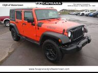 2015 Jeep Wrangler Unlimited Willys Wheeler Watertown NY