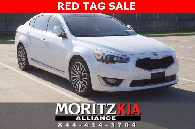 2015 Kia Cadenza Premium Fort Worth TX