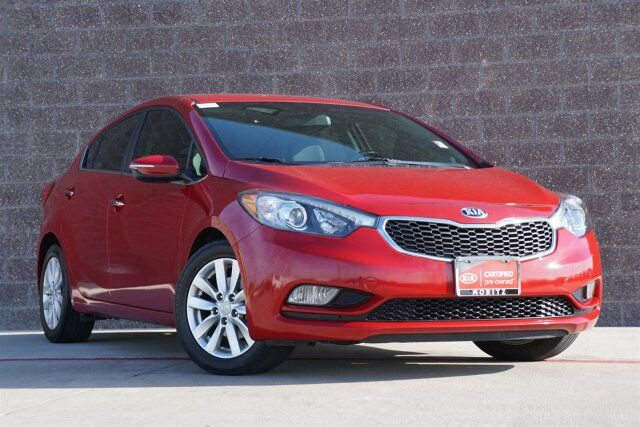 2015 Kia Forte EX Fort Worth TX