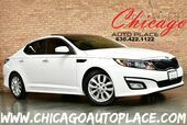 2015 Kia Optima EX - 1 OWNER 2.4L I4 GDI ENGINE FRONT WHEEL DRIVE NAVIGATION BACKUP CAMERA TAN LEATHER HEATED/COOLED FRONT SEATS HEATED REAR SEATS KEYLESS GO PANO ROOF INFINITY AUDIO BLUETOOTH