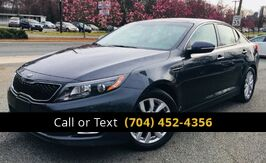 2015_Kia_Optima_EX_ Charlotte and Monroe NC