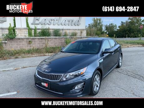 2015 Kia Optima Hybrid Columbus OH