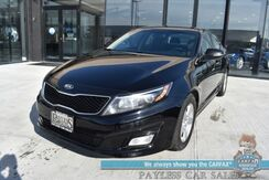 2015_Kia_Optima_LX / Automatic / Auto Start / Bluetooth / Power Locks & Windows / Cruise Control / 34 MPG_ Anchorage AK
