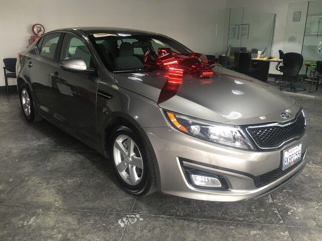 2015_Kia_Optima_LX_ San Jose CA