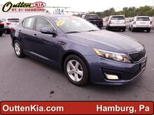 2015_Kia_Optima_LX_ Hamburg PA