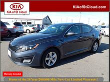 2015_Kia_Optima_LX_ Waite Park MN