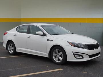 2015 Kia Optima LX Michigan MI