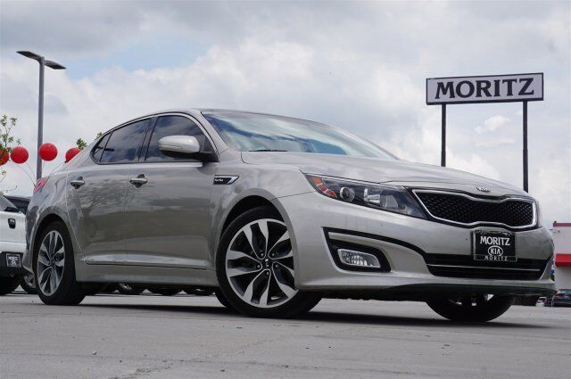 2015 Kia Optima SX Turbo Fort Worth TX