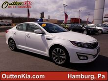 2015_Kia_Optima_SX Turbo_ Hamburg PA