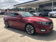 2015_Kia_Optima_SX Turbo_ Houston TX