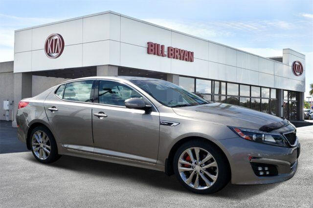 2015 Kia Optima SX Turbo Leesburg FL