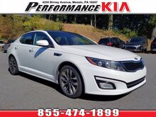 2015_Kia_Optima_SX Turbo_ Moosic PA