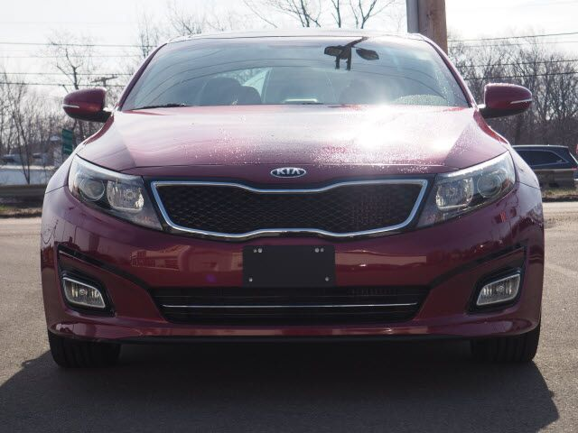 2015 Kia Optima SX Turbo Boston MA