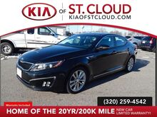 2015_Kia_Optima_SX Turbo_ Waite Park MN