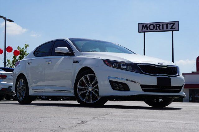 2015 Kia Optima SXL Turbo Fort Worth TX