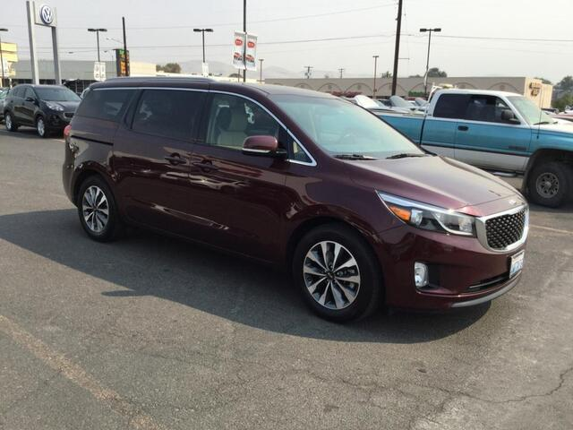 2015 Kia Sedona SX Union Gap WA