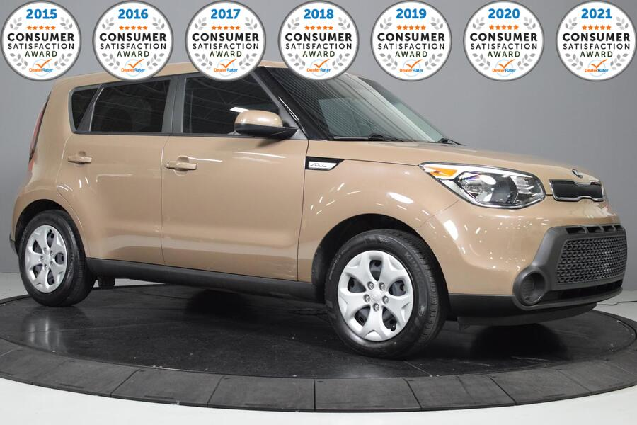 2015_Kia_Soul_Base_ Glendale Heights IL