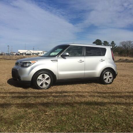 2015 Kia Soul Base Hattiesburg MS