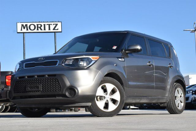 2015 Kia Soul Base Fort Worth TX