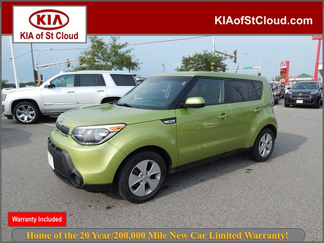 2015 Kia Soul Base Waite Park MN
