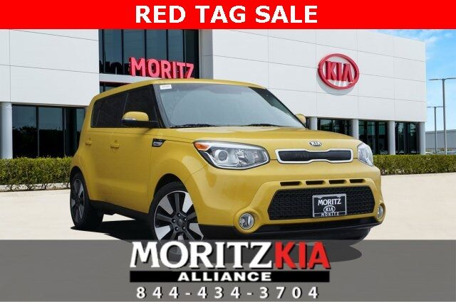 2015 Kia Soul Exclaim Fort Worth TX