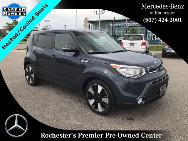 2015 Kia Soul Exclaim w/Navigation & Back up Camera Rochester MN
