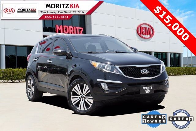 2015 Kia Sportage EX Fort Worth TX