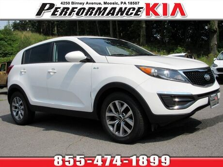 2015 Kia Sportage LX Moosic PA