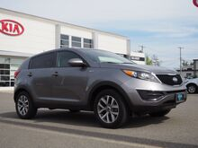 2015_Kia_Sportage_LX_ Boston MA