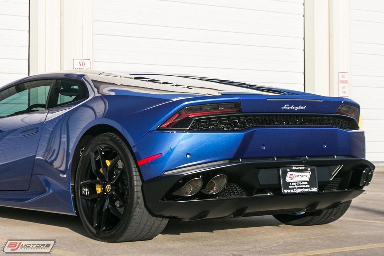 2015 Lamborghini Huracan  Tomball TX