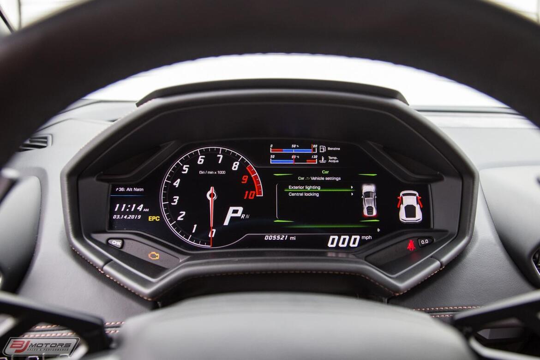 2015 Lamborghini Huracan LP 610-4 Marrone Alcestis HRE Wheels and Novitec Tomball TX