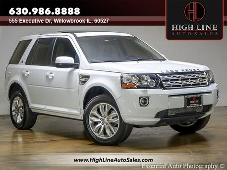 2015_Land Rover_LR2_HSE_ Willowbrook IL