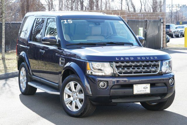 2015 Land Rover LR4 4WD 4dr HSE Fairfield CT