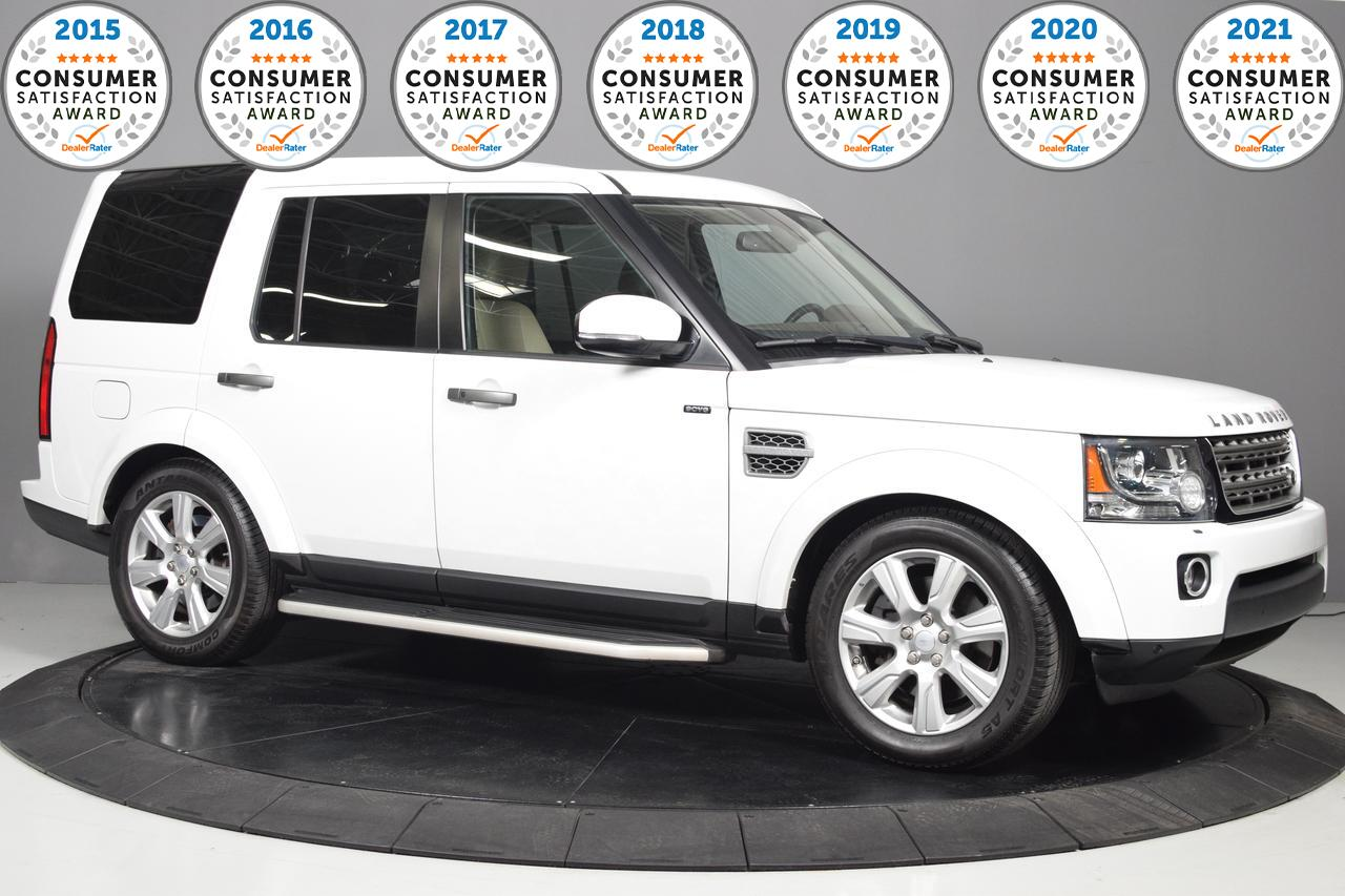 2015 Land Rover LR4 HSE Glendale Heights IL