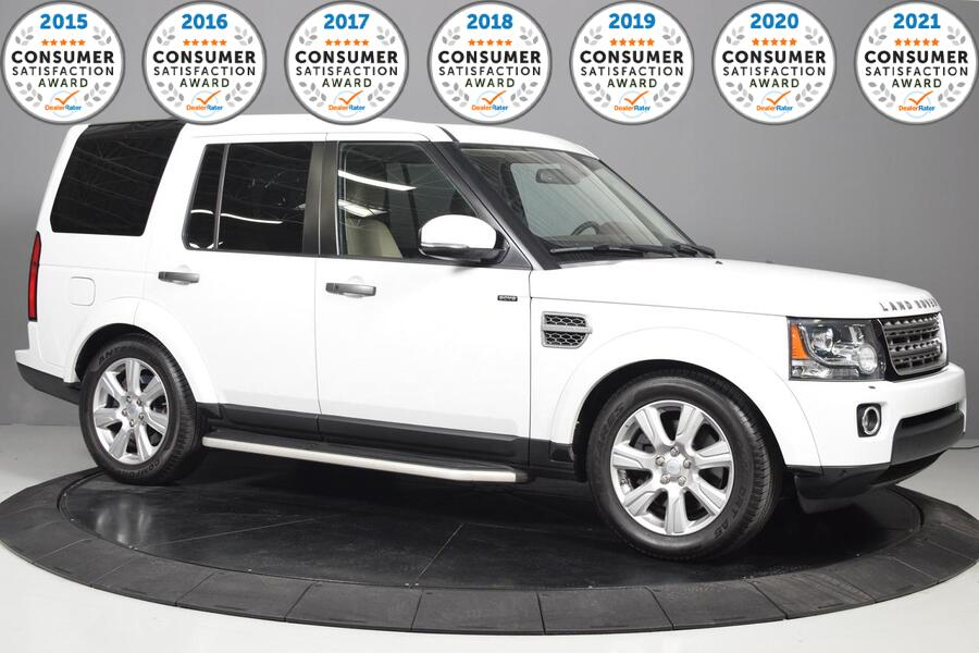 2015_Land Rover_LR4_HSE_ Glendale Heights IL