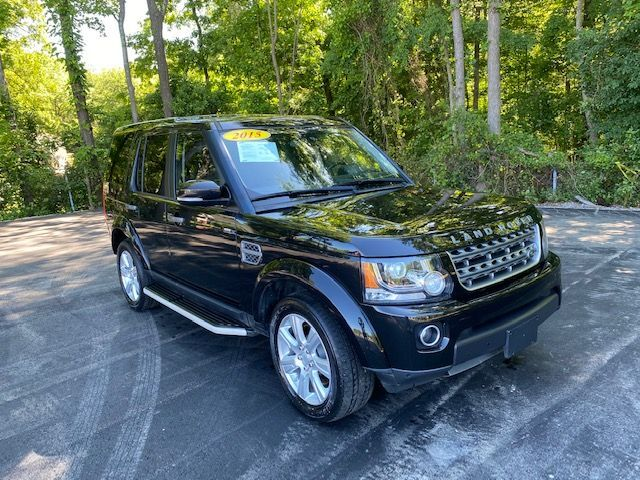 2015 Land Rover LR4 HSE WITH NAVIGATION Charlotte NC