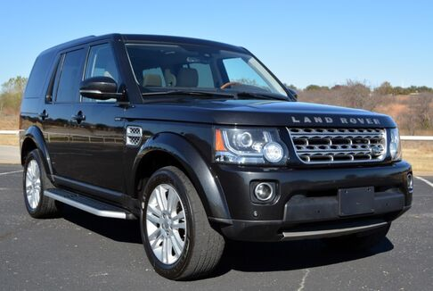 2015_Land Rover_LR4_LUX_ Fort Worth TX
