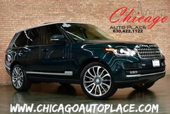 2015_Land Rover_Range Rover_3.0 V6 SUPERCHARGED VISION ASSIST 22 WHEELS PANO ROOF_ Bensenville IL