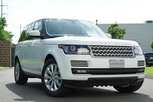 2015 Land Rover Range Rover 4WD 4dr HSE Fairfield CT