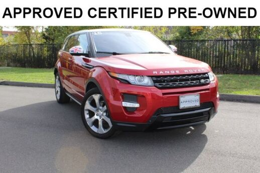 2015 Land Rover Range Rover Evoque 5dr HB Dynamic Fairfield CT