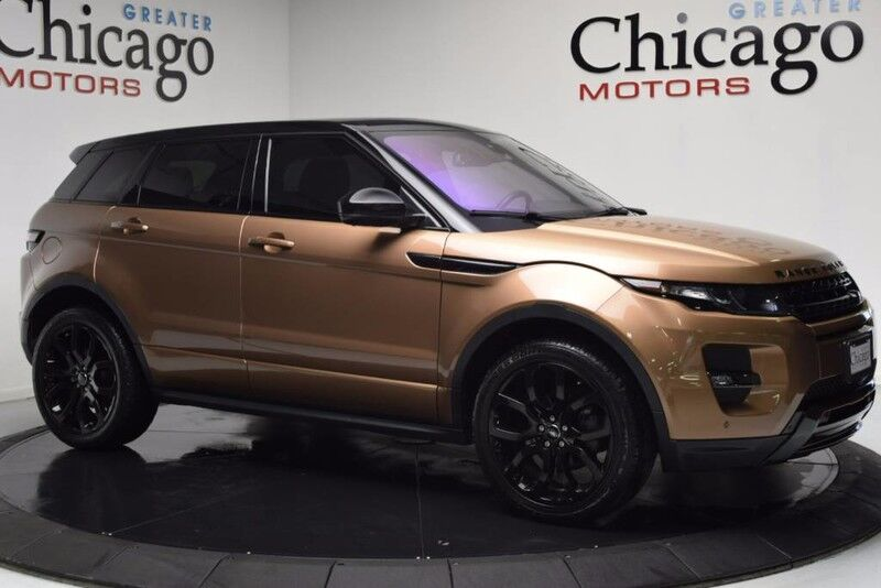 2015_Land Rover_Range Rover Evoque Dynamic_Dynamic_ Chicago IL