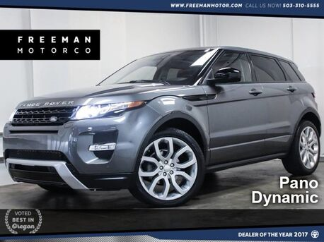 2015_Land Rover_Range Rover Evoque_Dynamic Premium AWD 21K Miles_ Portland OR