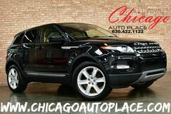 2015_Land Rover_Range Rover Evoque_Pure Plus - 2.0L TURBOCHARGED I4 ENGINE 4 WHEEL DRIVE NAVIGATION BACKUP CAMERA TAN LEATHER HEATED SEATS MERIDIAN AUDIO PANO ROOF POWER LIFTGATE_ Bensenville IL