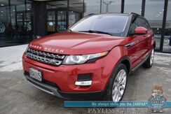 2015_Land Rover_Range Rover Evoque_Pure Plus / AWD / Heated Leather Seats & Steering Wheel / Navigation / Sunroof / Meridian Speakers / Bluetooth / Back Up Camera / Keyless Entry & Start / 30 MPG_ Anchorage AK