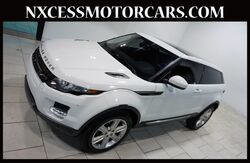 2015_Land Rover_Range Rover Evoque_Pure Plus PANO-ROOF BACK-UP CAM MERIDIAN AUDIO 1-OWNER._ Houston TX