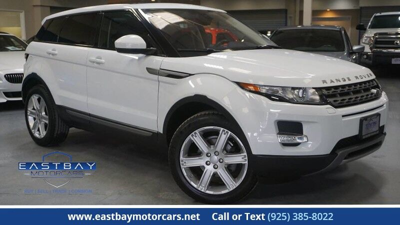 2015 Land Rover Range Rover Evoque Pure Plus San Ramon CA