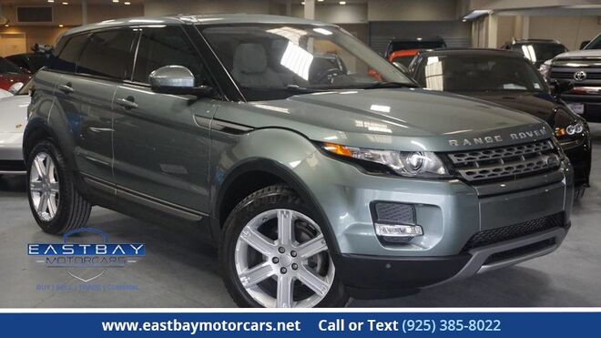 2015_Land Rover_Range Rover Evoque_Pure Plus_ San Ramon CA
