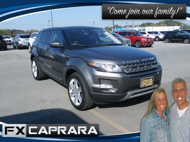 2015 Land Rover Range Rover Evoque Pure Plus Watertown NY
